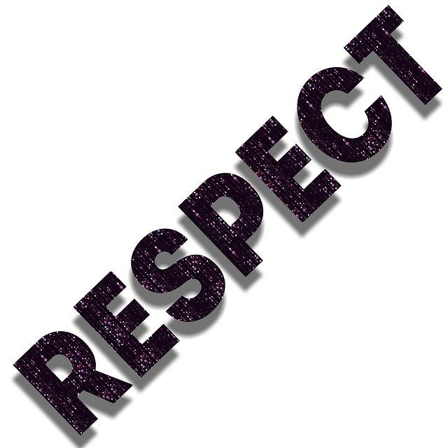 Show Some Respect!