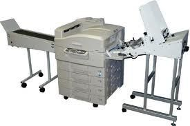 Oki digital envelope printer