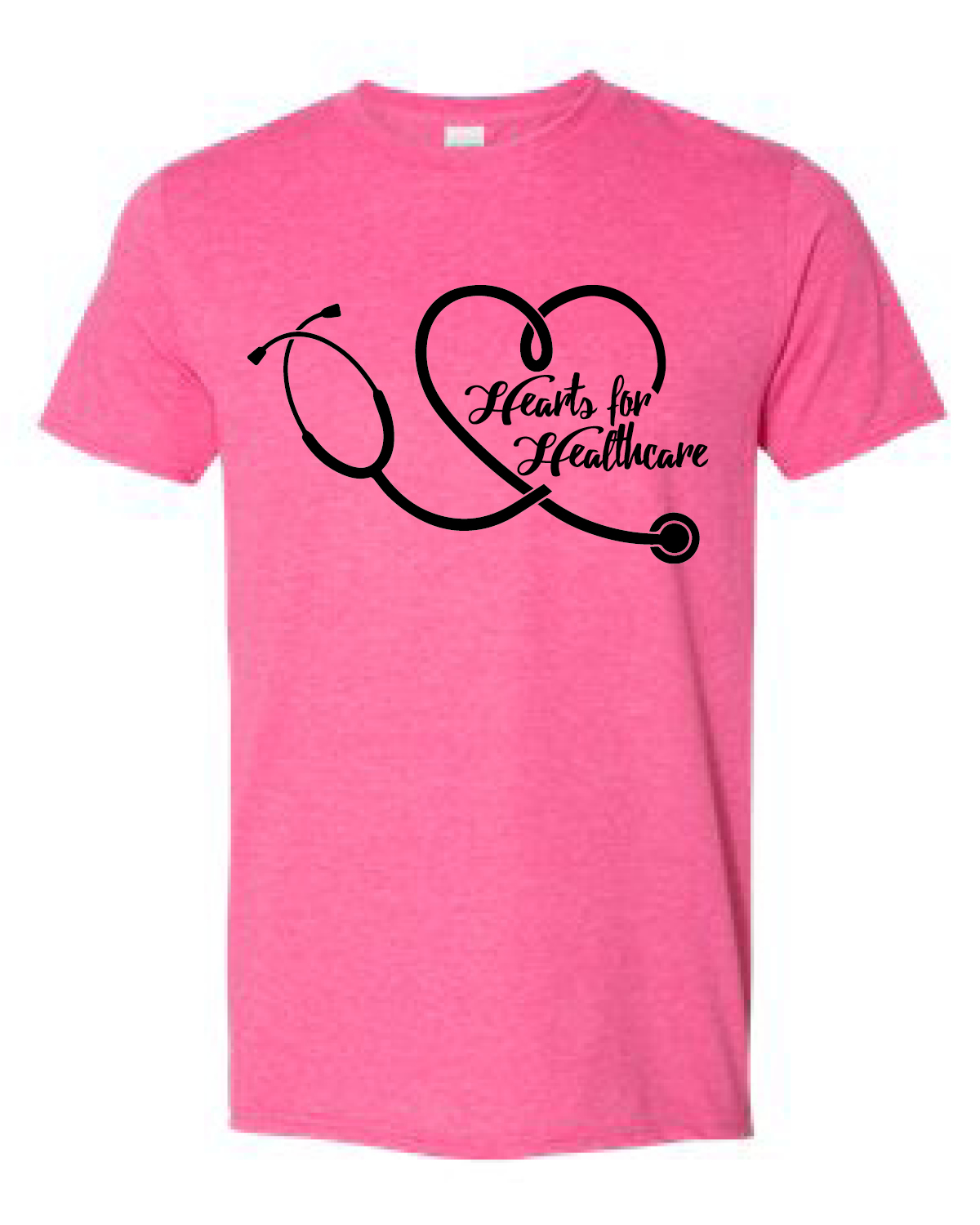 HEARTS FOR HEALTHCARE (Pink)
