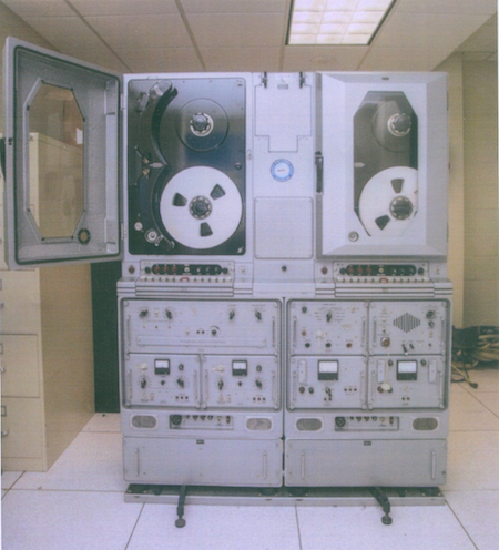 Soviet Telemetry Processing Units