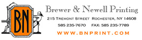 Brewer & Newell Printing