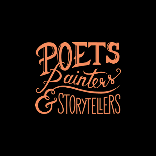 Poets, Painters, & Storytellers: a playlist