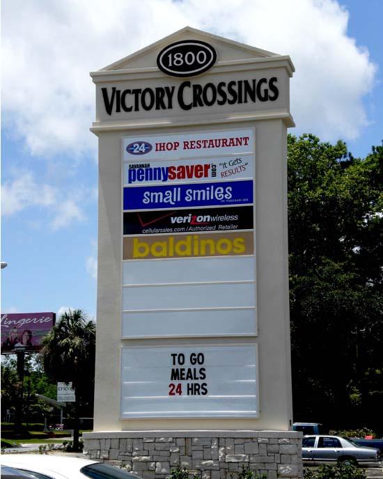 Victory Crossing