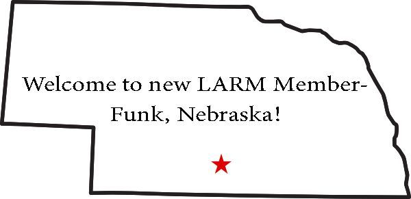 Welcome to our newest LARM member-the Village of Funk!