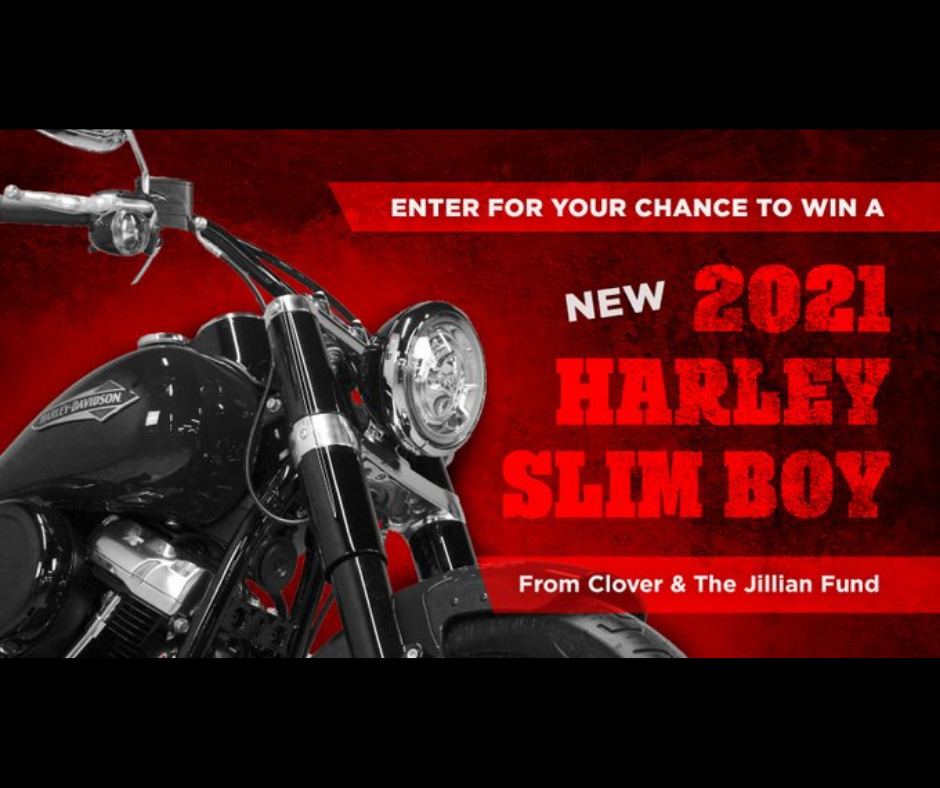Info on The Ride for Jillian and Harley Raffle