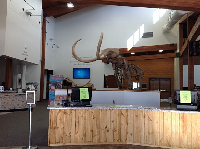 The Mammoth Site Making Mammoth Changes