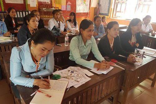 500 teachers trained