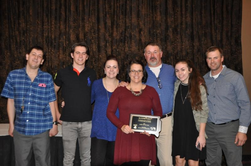 2018 SDPPC Family of the Year