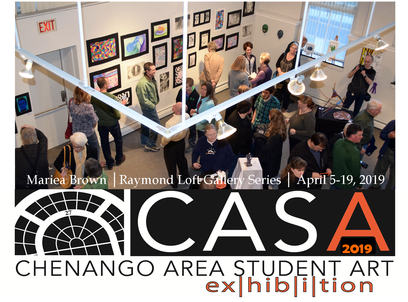 2019 CASA Show and Artist Discovery