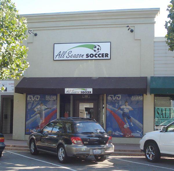All Seasons Soccer