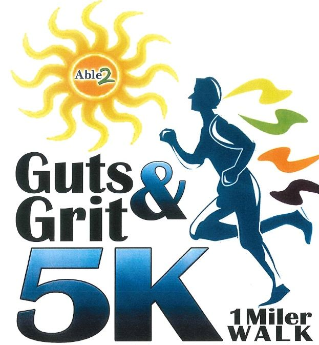 Able2 Guts & Grit 5K and 1 Miler