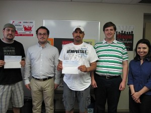 EJC - San Antonio Helps Hotel Construction Workers Win Back Wages