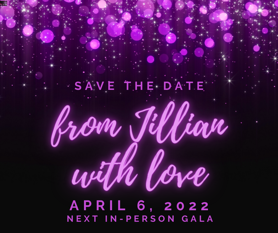 Save the Date: Next In-Person Gala April 6, 2022