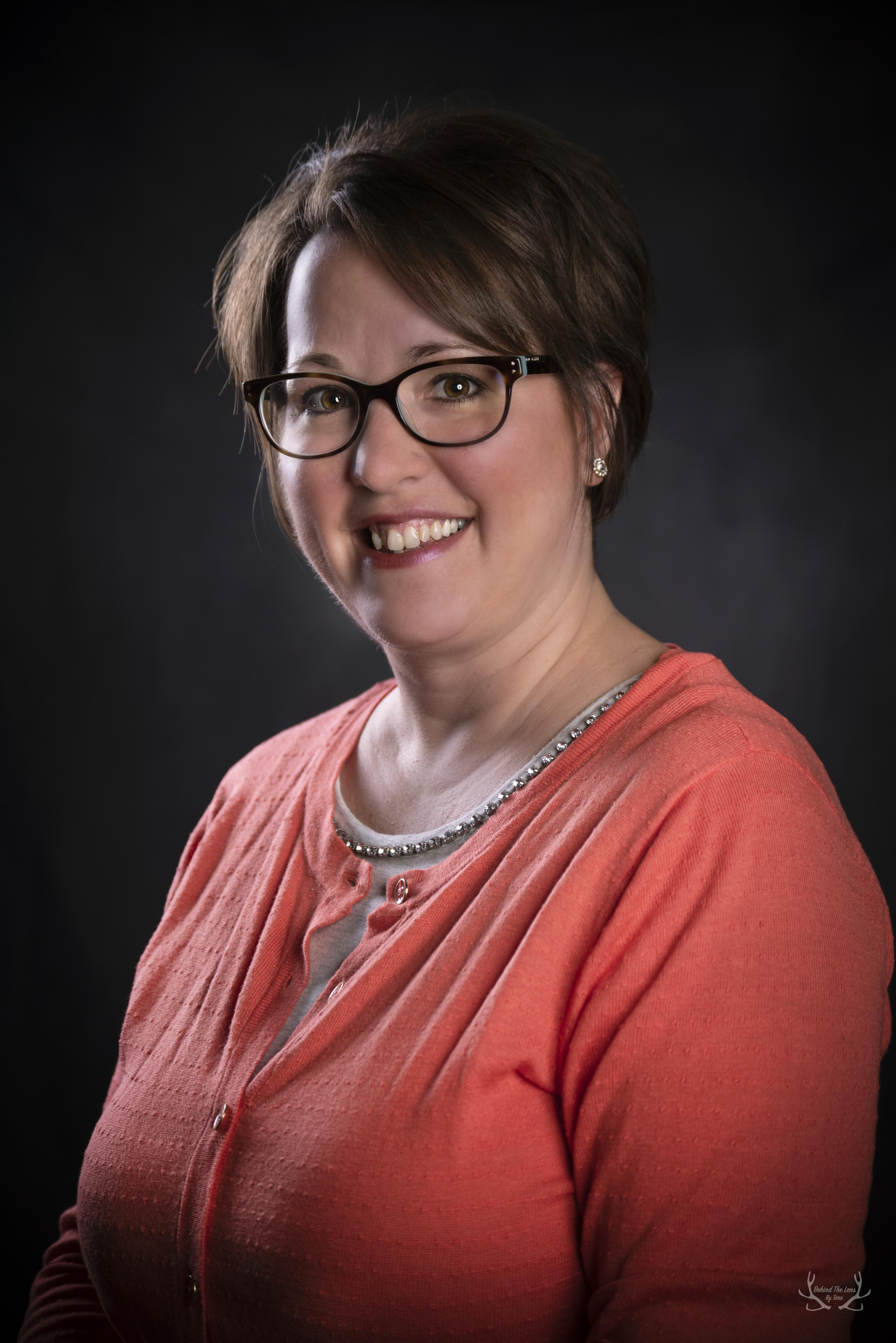 Kelly Johnson, Office Clerk