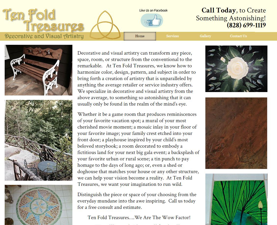 Ten Fold Treasures