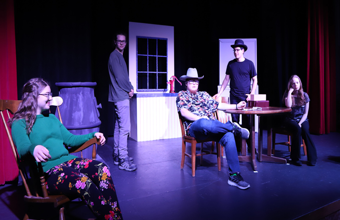Montana Western Fine Arts Department to Perform Trifles