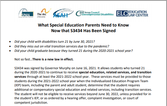 What Parents Need To Know Now That S3434 Has Been Signed