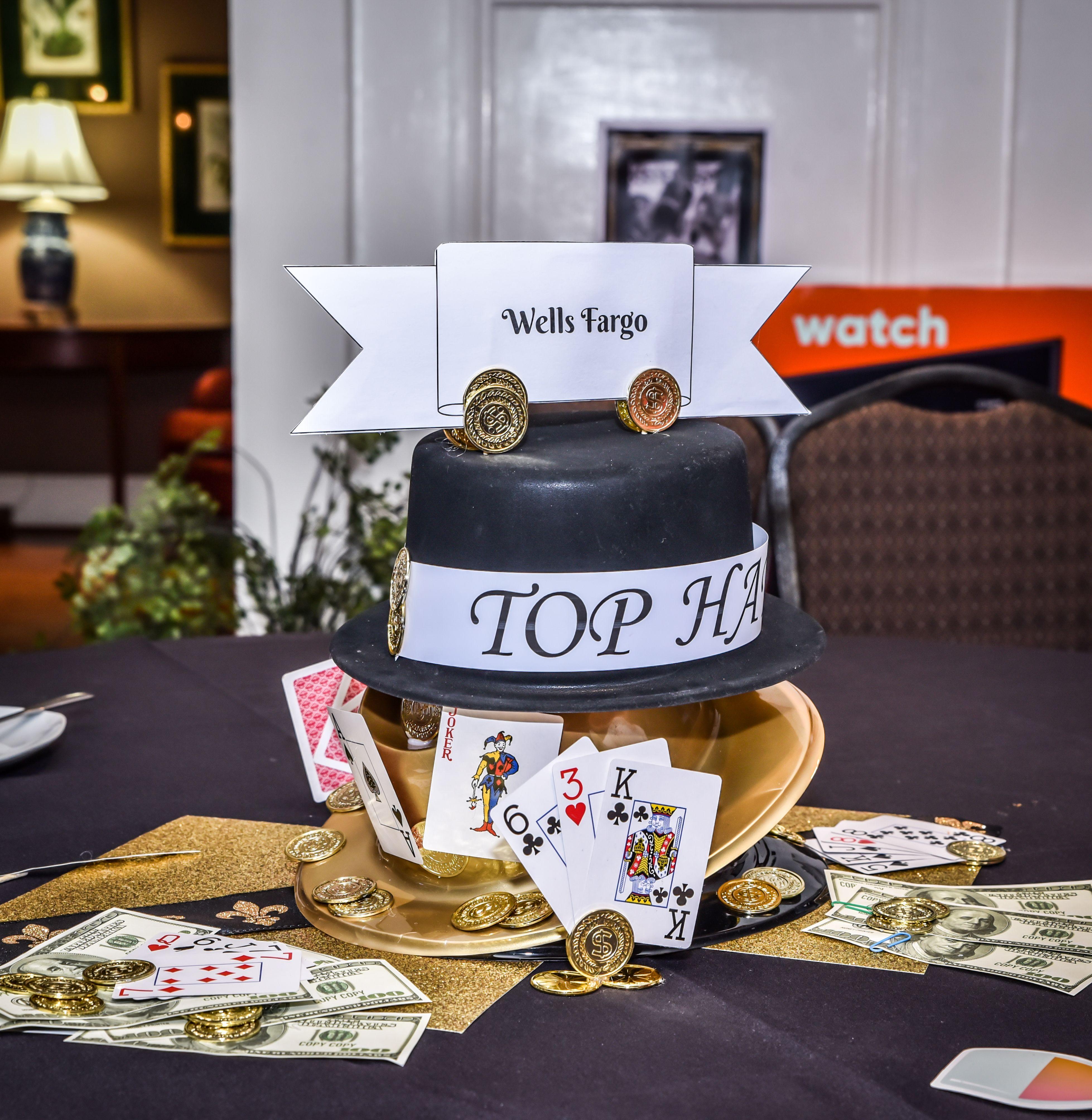 Wells Fargo Top Hat