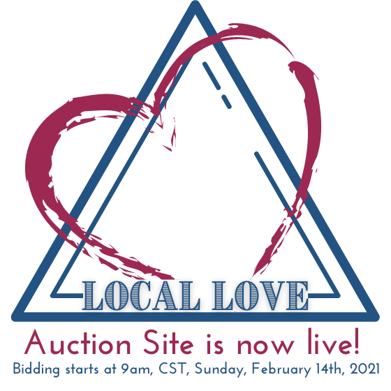 Local Love Gift Card Auction Site is now open!