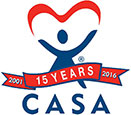 CASA for Children Atlantic and Cape May Counties