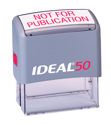 Self-Inking Stamps