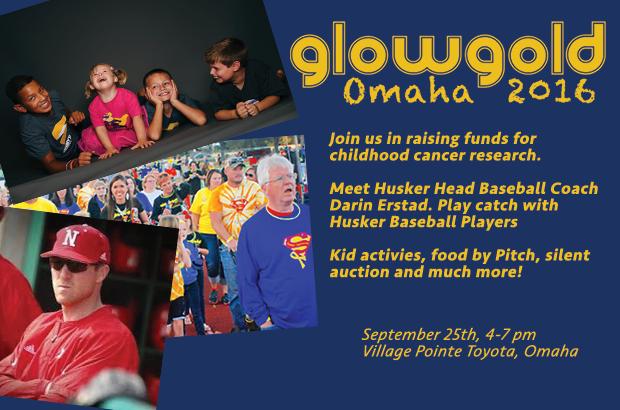 Glow Gold - Omaha Honor Walk