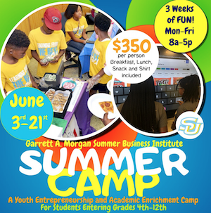 Southern University Summer Business Camp