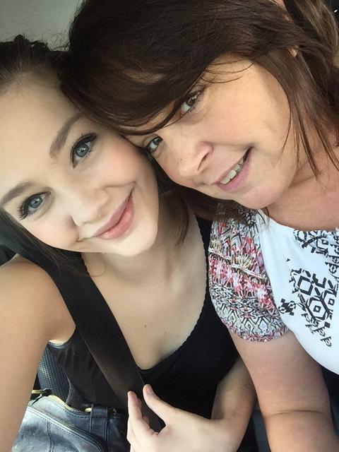 Tracey and Savannah: a family built through adoption