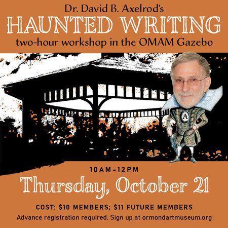 Haunted Writing Workshop