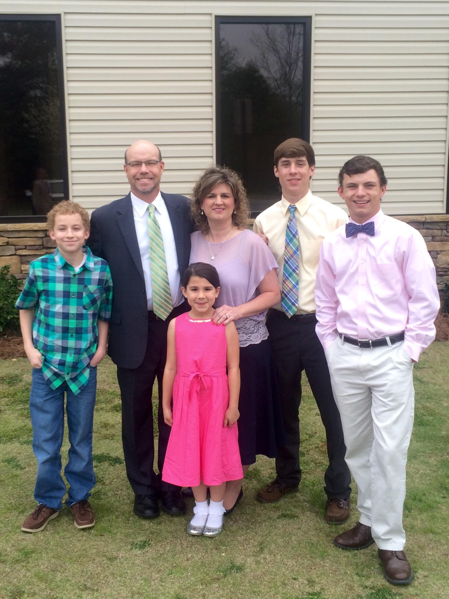 The Gallatin Family