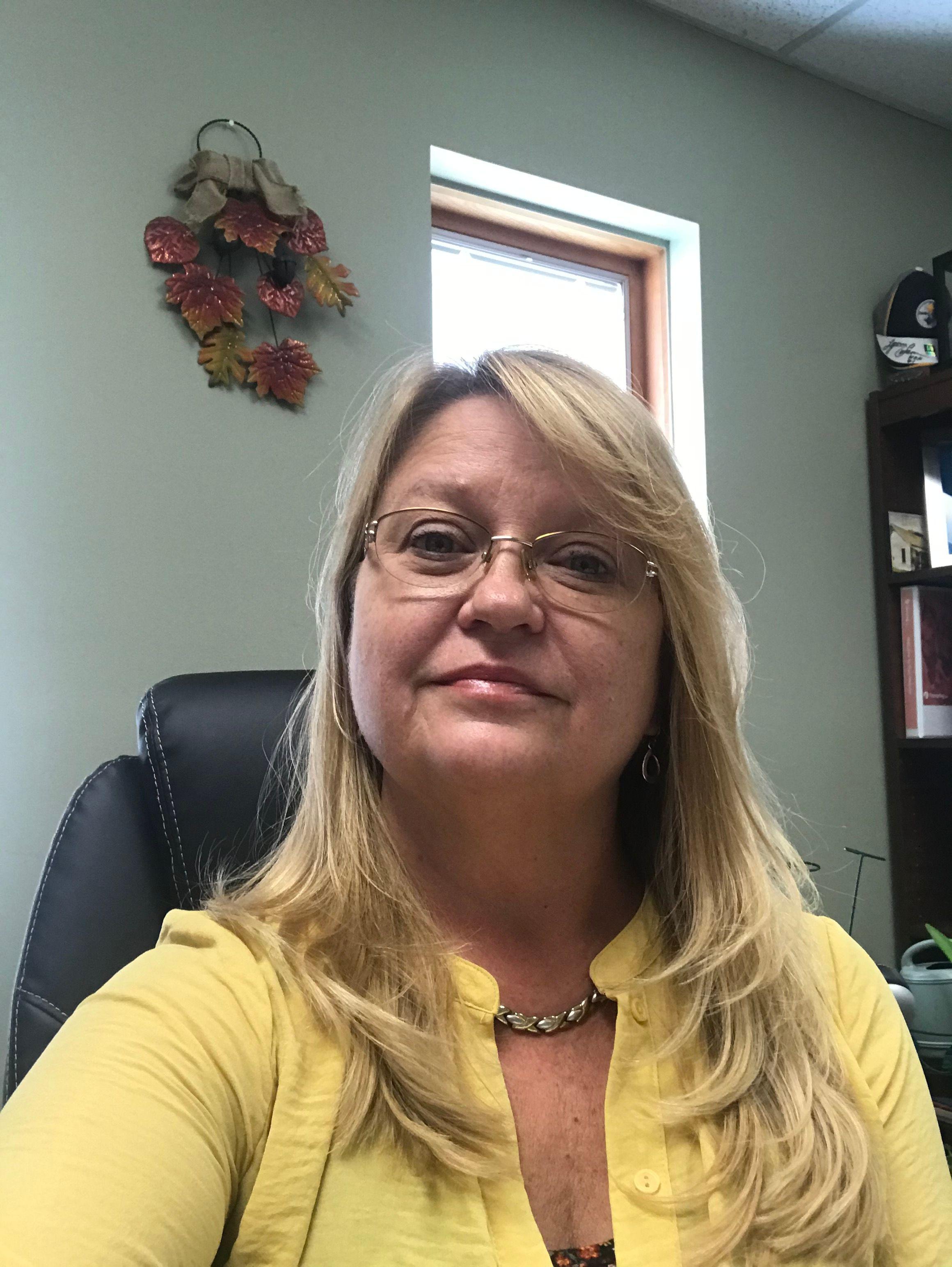 Kristy Hawthorne, District Program Administrator