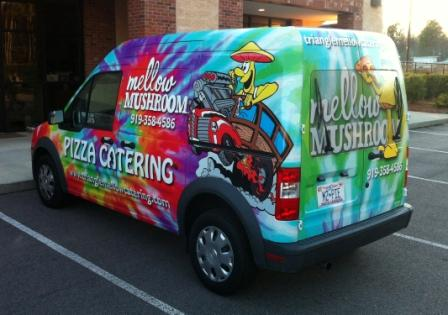 Wraps and Vehicle Graphics