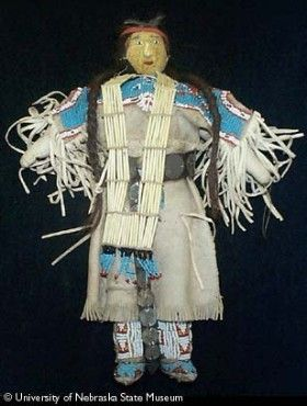 Plains Lakota Doll