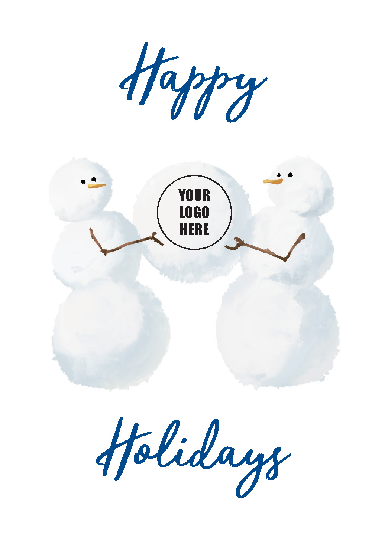 Snowball Snowmen