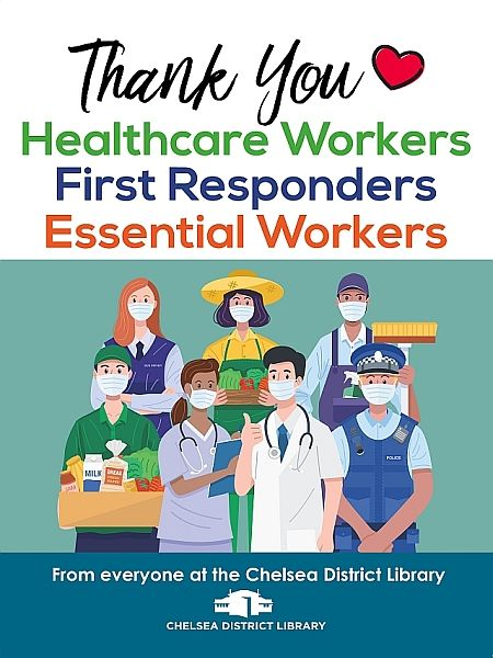 Thank you Essential Workers...