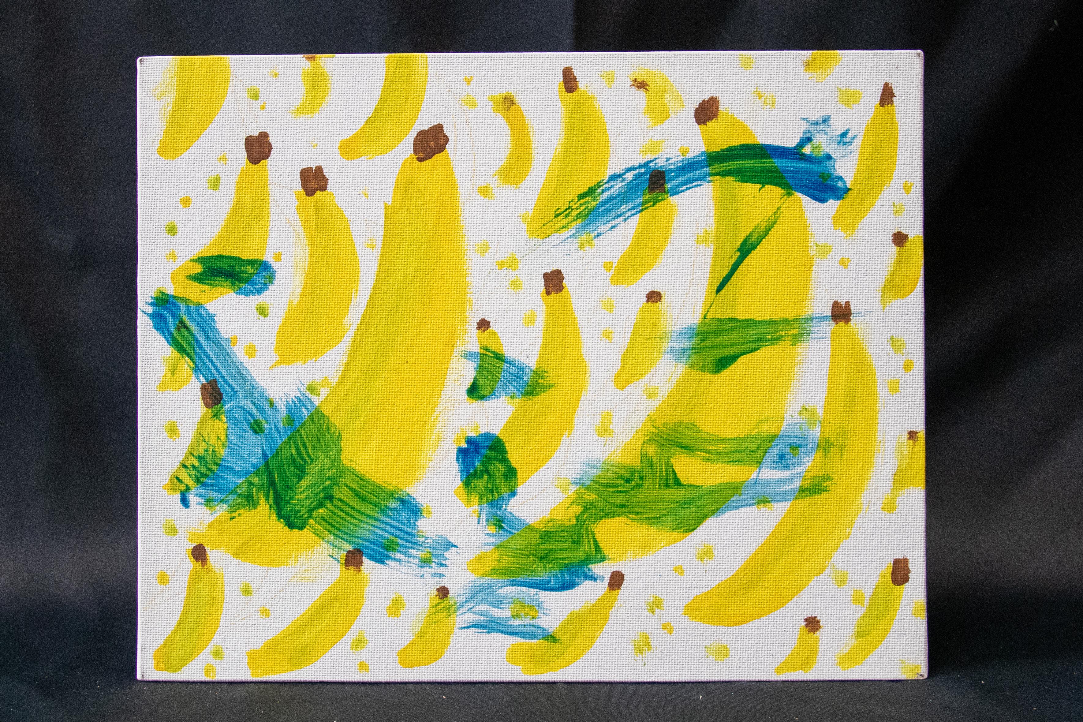 Spider Monkey • 10x8in. Animal Art