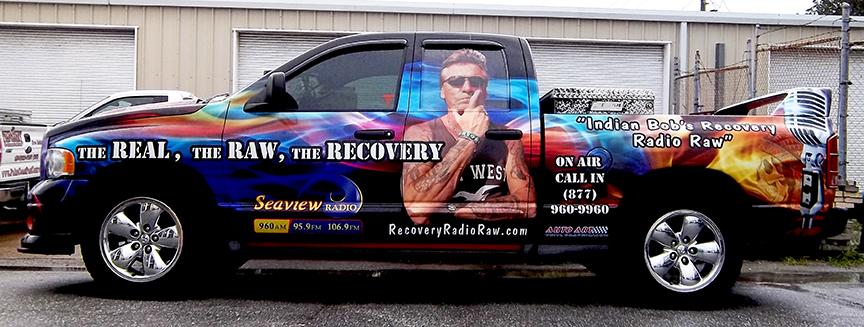 Indian Bob - Recovery Radio Raw