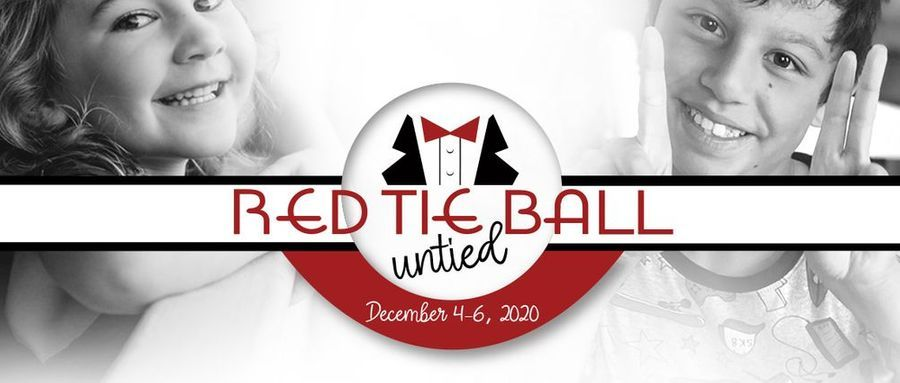 Red Tie Ball: Untied