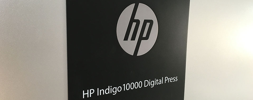 HP Indigo 10000 Digital Press‎