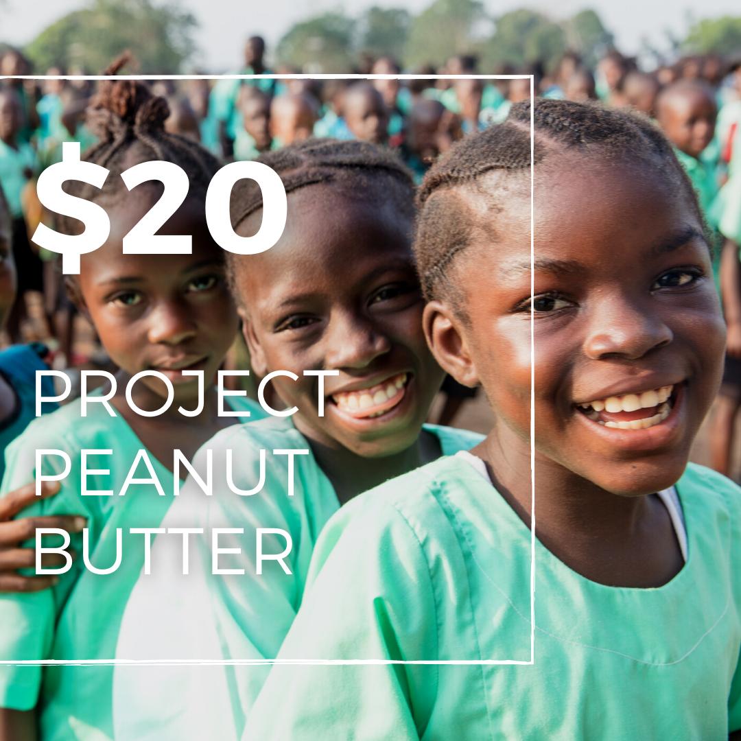 Project Peanut Butter