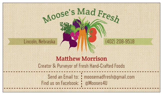 Moose's Mad Fresh