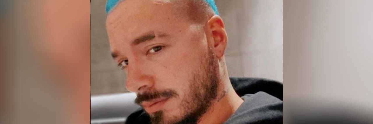 J Balvin Wants to End Mental Health Stigma for Latinx People