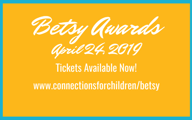 Tickets Available Now for the 2019 Betsy Awards!