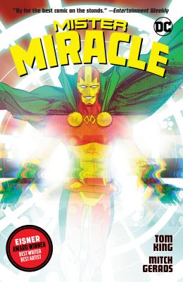 """Graphic Novel Book Club: """"Mister Miracle"""""""