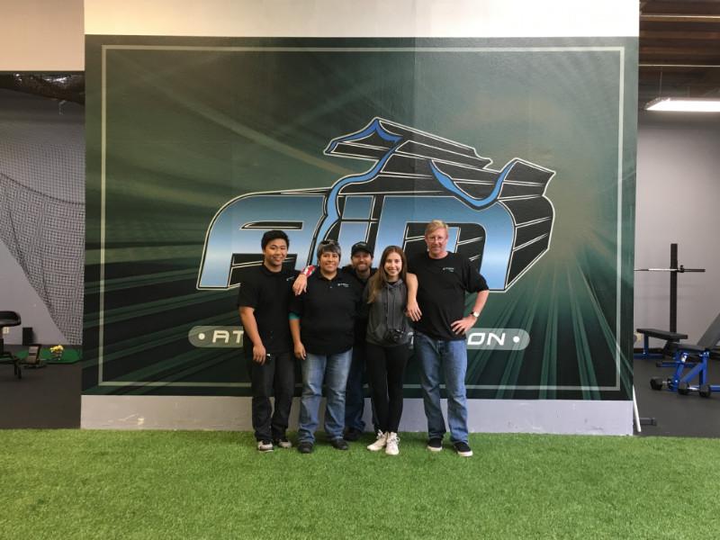 Team Wall Wrap