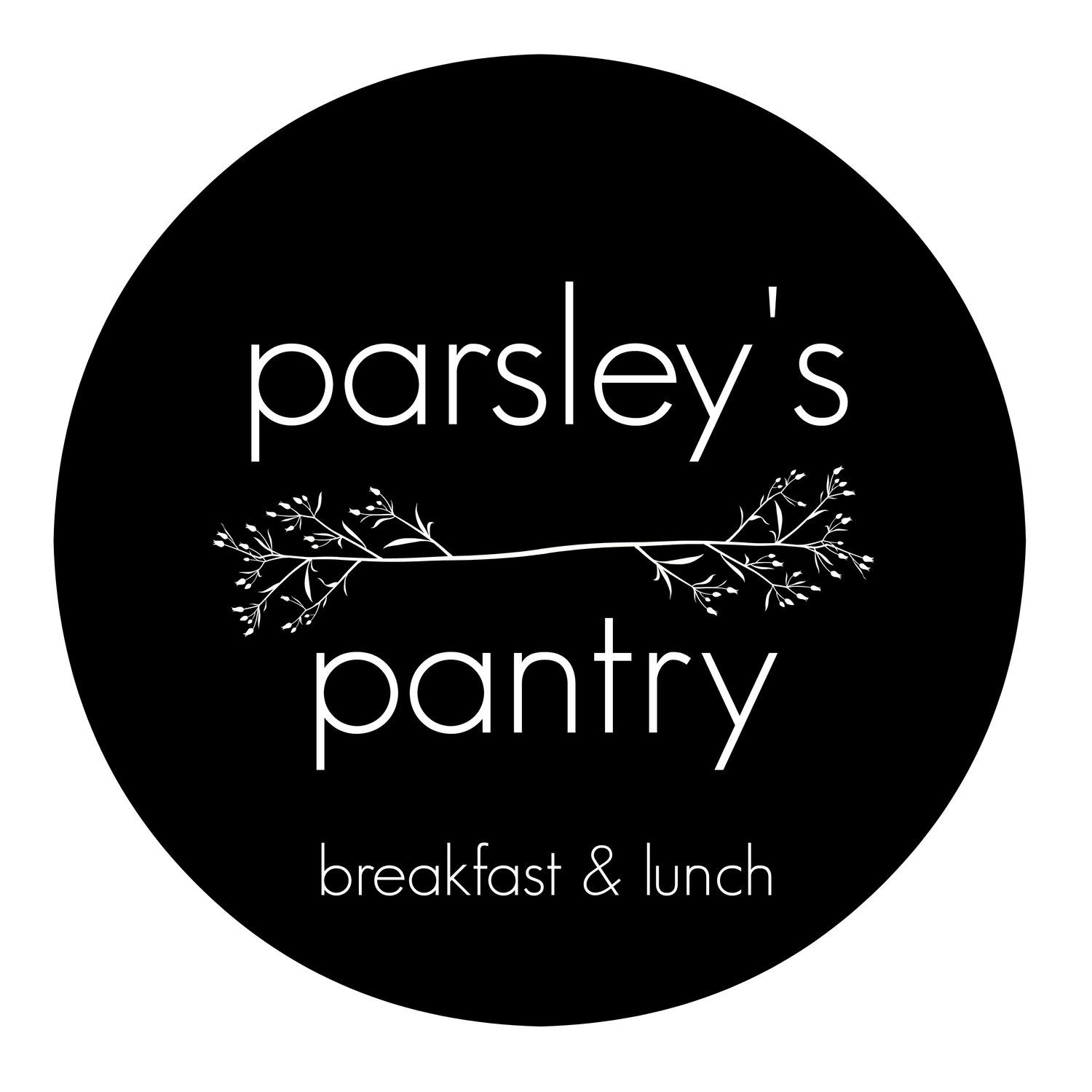 Parsley's Pantry