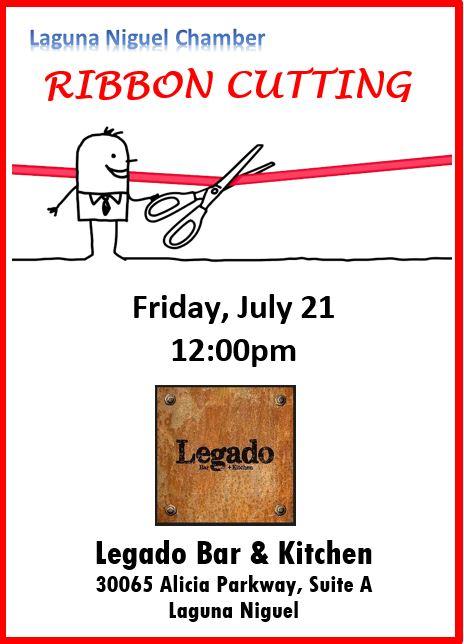Legado Bar & Kitchen Ribbon Cutting