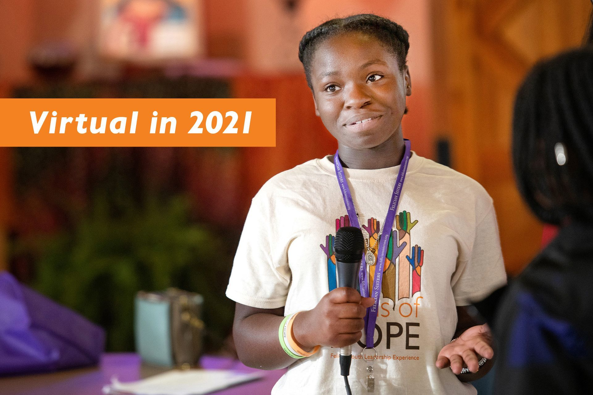 Seeds of Hope Youth Leadership Conference