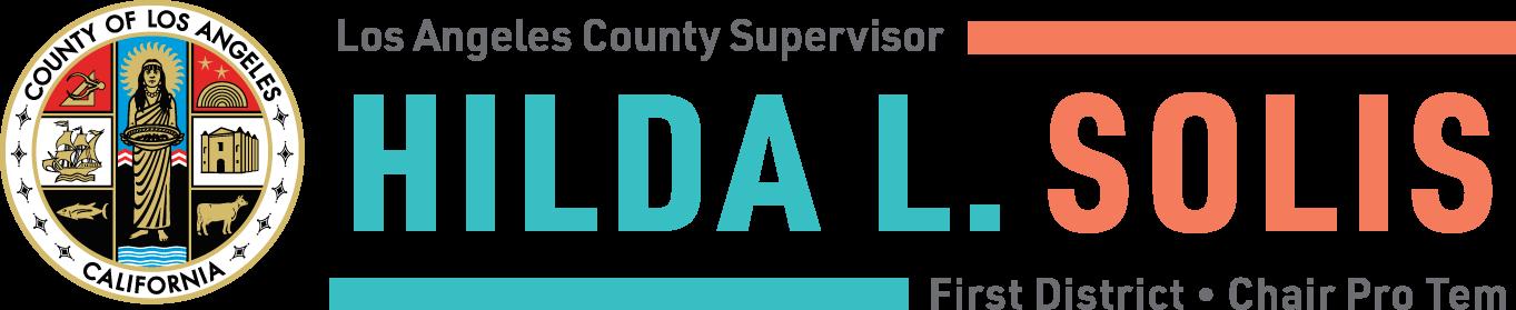 Supervisor Hilda L. Solis, First District East San Gabriel Valley District Office