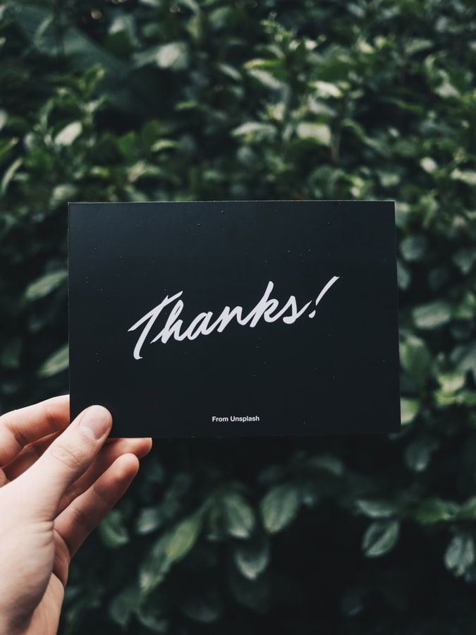 6 Ways to Practice Thankfulness this November